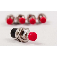 Push Button Switch, Pkg Of 5