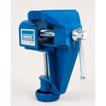 Vise, Small Lightweight Metal