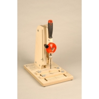Drill Stand With Drill
