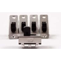 Slide Switches, On-off-rev Pkg Of 5