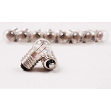 Bulbs Mes Round, 2.5v Pkg/10