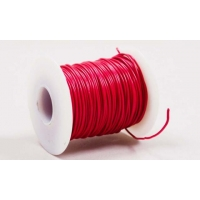 Wire, Solid Connecting Red 100 Ft Reel