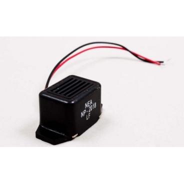 Buzzer, (operates in 3-6v range)