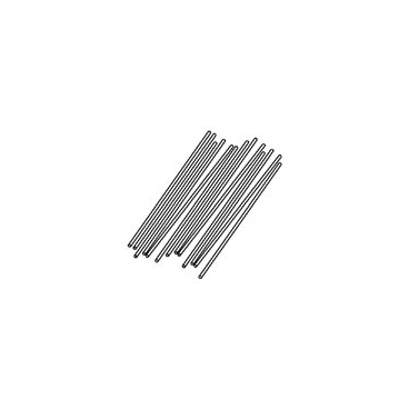 Metal Axle, 4mm X 15cm, Pkg 10