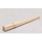 Dowels, Wood (40cm) 25/bundle