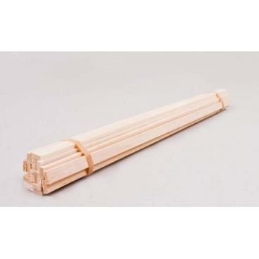 Strips, Wood 20/bundle (40cm)