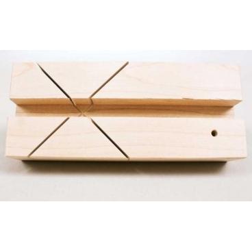 Mitre Box  45 Degree