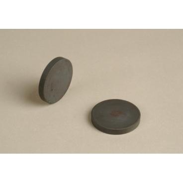 Magnet, Ceramic Disk, Set Of 2
