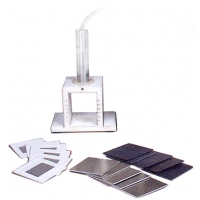 Geiger Stand And Absorbers