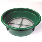 "Sifter Screen 4 Mesh    13X5"". (Fits On Washbucket&5Gal Pail)."
