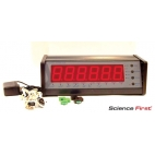 Air Track Smart Timer with 2 Photogates, Extra Large Display