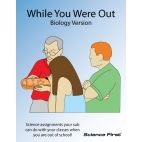 Book, While You Were Out - Biology