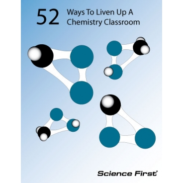 Book, 52 Ways To Liven Up Chemistry