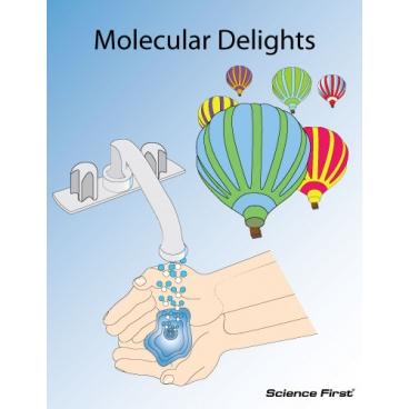 Book, Molecular Delights