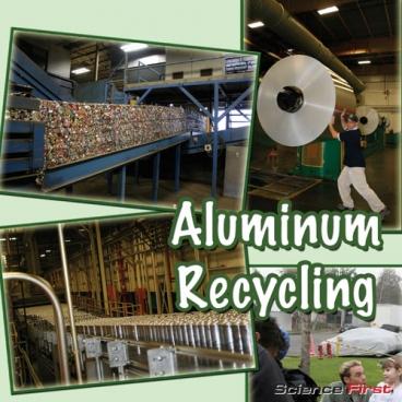 Curiosity Quest: Aluminum Can Recycling DVD