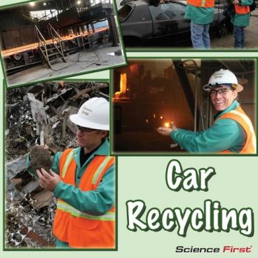 Curiosity Quest: Car Recycling DVD