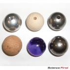 Ball Set, 19mm.