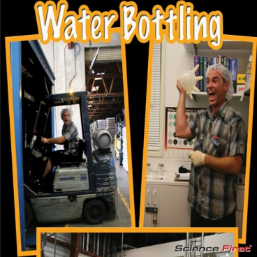 Curiosity Quest: Water Bottling DVD