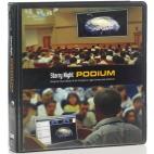 Starry Night Podium