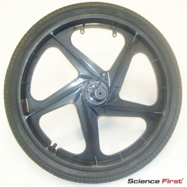 Bicycle Wheel Gyroscope.