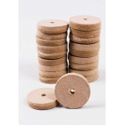 "Wheels, Wood 2"" Dia. 20/pkg."