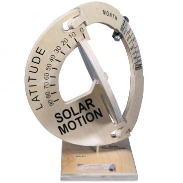 Solar Motion Model
