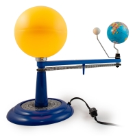 Elementary Planetarium Lighted. 110 Volt.