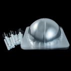 Sun Track Plastic Hemisphere10. (Ps-03) (10 Pk)  Kit.