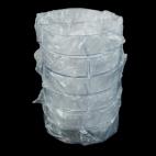 Box, Plastic Half Round 12/pkg