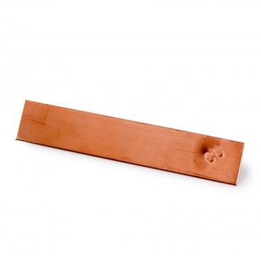 """Copper(Cu) Electrode(100mm/4"""")."""