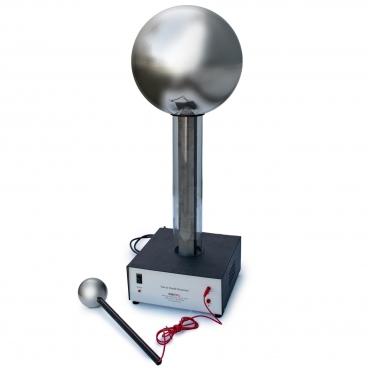 Van De Graaff Generator 400Kv. (Assembled) Negative.