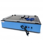 Air Table with Integral 120V Air Source
