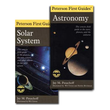 Peterson First Guides: Astronomy