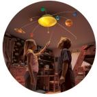 Solar System Mobile.**CL