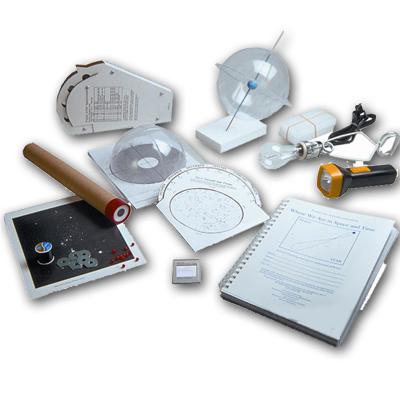 Project Star Teacher's Sampler/Cardboard Spectrometer