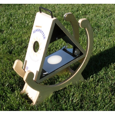 Example solar telescope