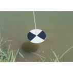 Secchi Disk Limnological Standard 200mm with 20m line and float.