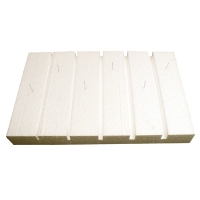 """Foam Insect Spreading Board, styrofoam, 11"""" x 17"""" x 1 3/4"""""""