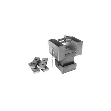 Replacement box corer liner, standard, Acrylic, 6in x 6in x 9in