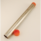 Stainless Steel Liner Tubes - Stainless Steel, 20in 10 Piece Minimum order
