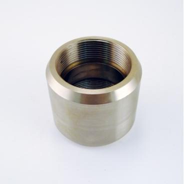 "Core Tube Coupling for 2"" Core Tubes, Stainless Steel."