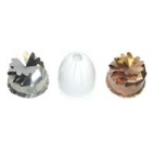 "Eggshell Core Catcher for 2"" Core Tube, pack of 3."