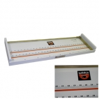 Fish Measuring Board Plastic.