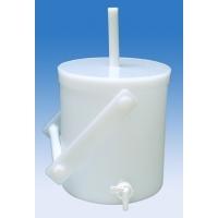 Churn Sample Spliter, Polyethylene, 8L