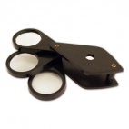Magnifier with Three Lenses