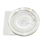 Ward Counting Wheel, Clear PVC, 5-10mL
