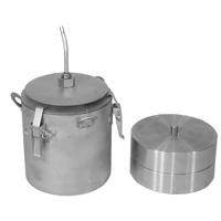 Volatile Organic Compound (VOC) Sampler - Stainless Steel