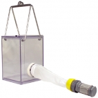 Schindler-Patalas Sampler, 12L - Include carry case, Polycarbonate, 12 L