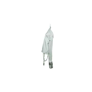 Birge Closing Net 153um with Bucket, includes carry case.