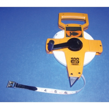 Measuring Tape, Fiberglass,  300 Ft.